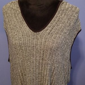 Forever 21 maxi sweater dress with hood! 2x 22